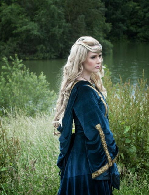 Девушки в средневековье фото