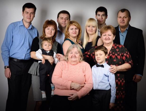 Семейные мифы