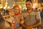 Семья в Египте