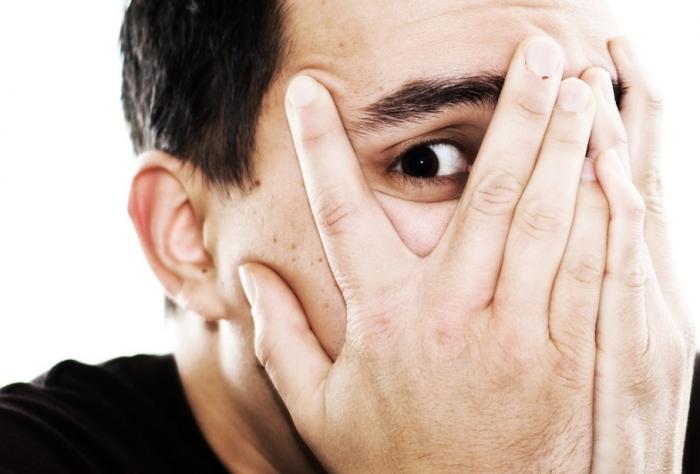 Страх сексуальной несостоятельности мужчины