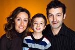 Испанская семья